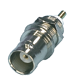 BNC-006 Connector BNC 7.0 mm Female Metaal Zilver