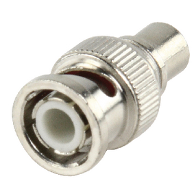BNC-010 Connector BNC 7.0 mm Male Metaal Zilver