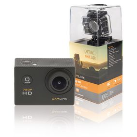 CL-AC11 Hd action cam 720p zwart