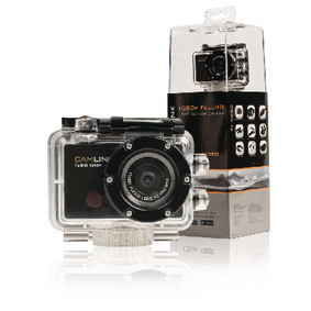 CL-AC20 Full hd action cam 1080p wi-fi zwart