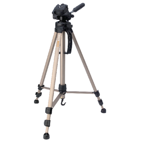 CL-TP2100 Camera/video statief pan & tilt 145 cm brons