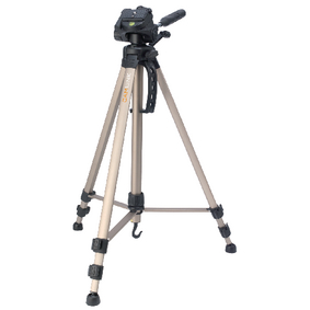 CL-TP2500 Camera/video statief pan & tilt 156 cm brons