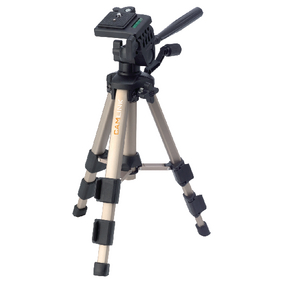 CL-TP330 Camera/video statief pan & tilt 61 cm brons