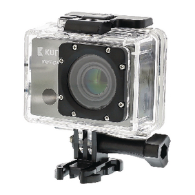 CSACWG100 Full hd action cam 1080p wi-fi / gps zwart