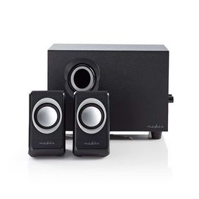 CSPR10021BK Pc-speaker | 2.1 | 33 w | 3.5 mm jack