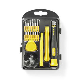 CSTS10017 Toolkit | 17-in-1 | voor reparatie van pc, smartphone en tablet