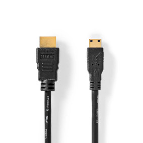 CVGP34500BK30 High Speed HDMI™-kabel met Ethernet | HDMI™-connector - HDMI™-mini-connector | 3,0