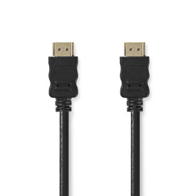 CVGT34000BK30 High Speed HDMI™-kabel met Ethernet | HDMI™-connector - HDMI™-connector | 3,0 m |