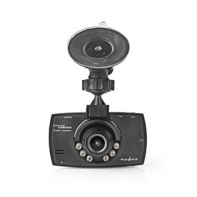 DCAM10BK Dashcam | full-hd 1080p | 2.7
