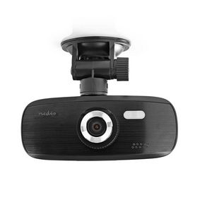 DCAM20BK Dashcam | full-hd 1080p | 2.7