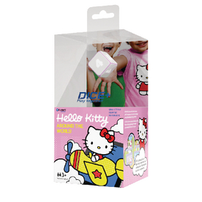 DICE+ HK Bluetooth interactive dobbelsteen dice+ hello kitty wit/roze