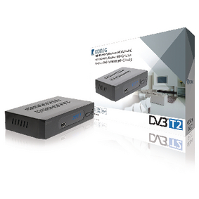 DVB-T2 FTA20 Full hd dvb-t2 ontvanger 1080p hevc h.265 free to air (fta)