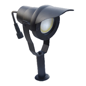 EC65250 Led tuinlamp met spies 6.5 w 3000 k