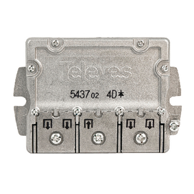 F3145437 4-way distributor 8 db
