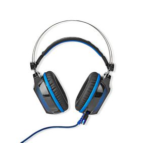 GHST500BK Gaming headset | over-ear | surround | usb type-a | buigbare en inschuifbare microfoon | 2.10 m | no