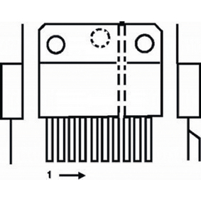 L298N-ST Interface circuit