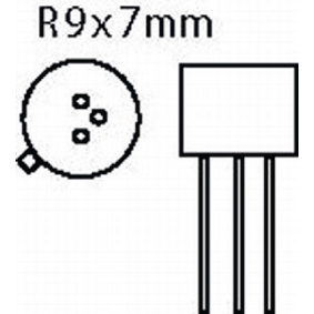 BC141-16-MBR Transistor si-n 100 vdc 1 a 0.75 50mhz