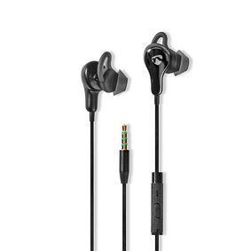 HPWD8000BK Sport headphones | wired | in-ear | 1.2 m cable | black