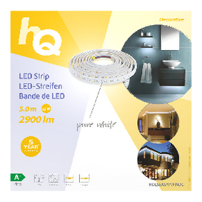 HQLSEASYPWINDC Led-strip 42 w zuiver wit 2900 lm