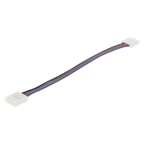 HQRGBCONPCB10A RGB LED-Strip Connector