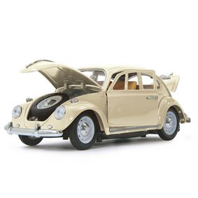 JAM-405111 R/c-auto vw beatle 1:18 wit