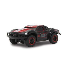 JAM-410057 R/c monstertruck bandix rednexx 2.0 2.4 ghz control 1:43 rood