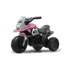 JAM-460228 R/c ride-on e-trike racer roze