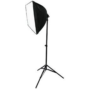 KN-STUDIO80N Foto Studio Softbox Kit 2x 70 W