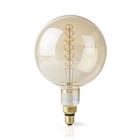 LEDBTFE27G200 Retro LED-lamp Met Filament E27 | 5 W | 280 lm | 2000 K