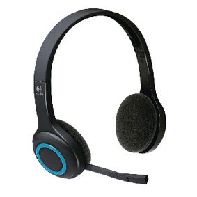 LGT-H600 Headset anc (active noise cancelling) / opvouwbaar on-ear bluetooth ingebouwde microfoon zwart