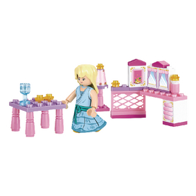 M38-B0238 Bouwstenen girls dream serie prinses