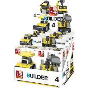 M38-B0592 Bouwstenen builder construction