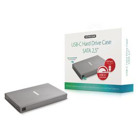 MD-398 Usb-c hard drive case sata 2.5