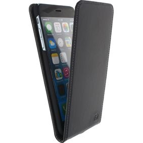 MOB-21902 Smartphone Premium Magnet Flip Case Apple iPhone 6 Plus / 6s Plus Zwart