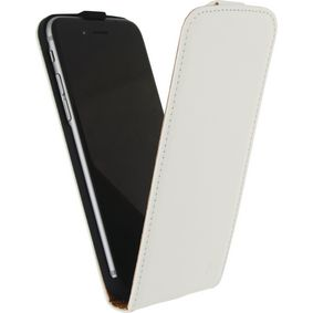 MOB-22221 Smartphone Classic Flip Case Apple iPhone 6 / 6s Wit