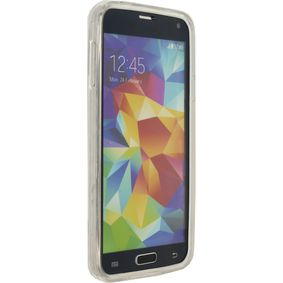 MOB-22558 Smartphone Naked Protection Case Samsung Galaxy S5 / S5 Plus / S5 Neo Transparant