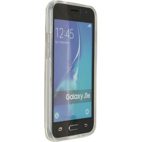 MOB-22679 Smartphone Naked Protection Case Samsung Galaxy J1 2016 Transparant