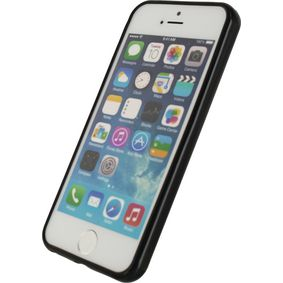 MOB-22751 Smartphone Gel-case Apple iPhone 5 / 5s / SE Zwart