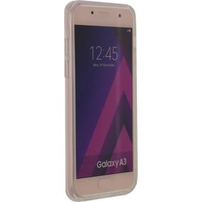 MOB-23096 Smartphone Naked Protection Case Samsung Galaxy A3 2016 Transparant