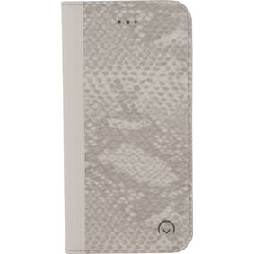 MOB-23452 Smartphone Premium Gelly Book Case Huawei P10 Snake Light Grey