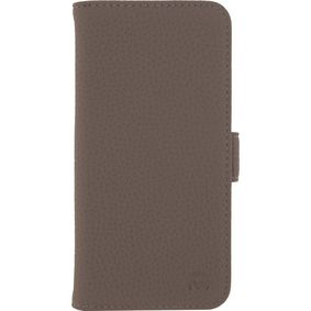 MOB-24172 Smartphone Classic Wallet Book Case Samsung Galaxy S9 Taupe