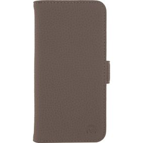 MOB-24177 Smartphone Classic Wallet Book Case Samsung Galaxy S9+ Taupe