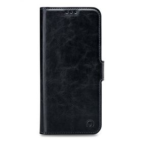 MOB-24381 Smartphone Premium 2 in 1 Gelly Wallet Case Samsung Galaxy J6 2018 Zwart