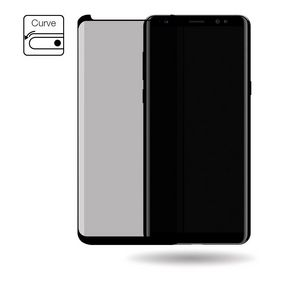 MOB-49387 Edge-To-Edge Glass Screenprotector Samsung Galaxy Note 8