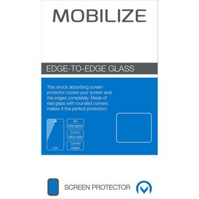 MOB-51023 Edge-to-Edge Glass Screenprotector Apple iPhone XR