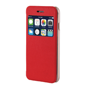 MTIA55-003RED Smartphone Wallet-book Apple iPhone 6 Plus / 6s Plus Rood