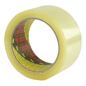 OFC-TAPE5066T Plakband 50 mm transparant