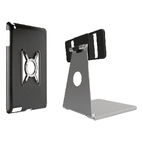 OMN-IPM Tablet Standaard Draai- en Kantelbaar Apple iPad Mini / Apple iPad Mini 2 / Apple iPad Mini 3