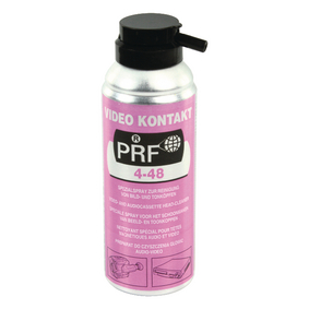 PRF 48/220 Kontact reiniger video- en cassetterecorders 220 ml