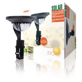 RA-1002804 Solar Tuinlamp LED